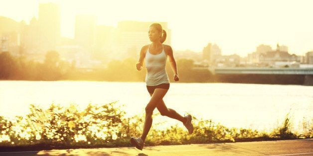 How To Improve Your Running From Head To Toe