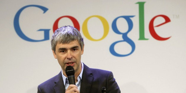 Why Google's Larry Page Is The Highest-Rated CEO In America