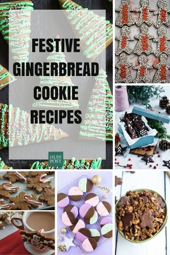11 Next-Level Gingerbread Cookies That Stir Up Tradition | HuffPost Life