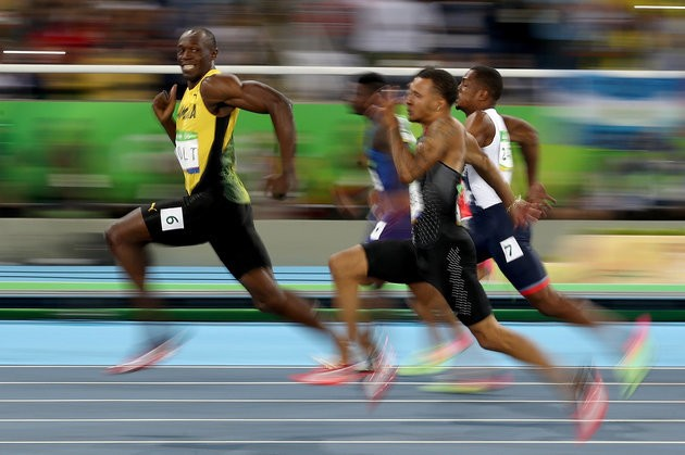 Usain Bolt Smiling Photo Memes Are Taking Over Twitter