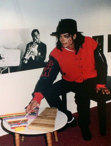 Exclusive: The Greatest Michael Jackson Photo Unveils at AMFM Fest