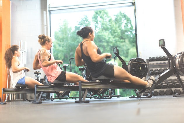 Step Aside Spinning, Indoor Rowing Classes Are The New Fitness Trend To Try
