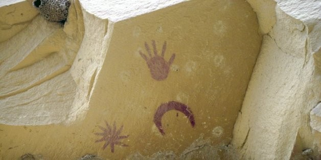 'Supernova' Cave Art Was No Such Thing, Astronomer Says