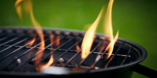 The Best Way to Grill a Huge Piece of Meat | HuffPost Life