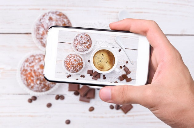 How To Take The Perfect Food Picture For Instagram