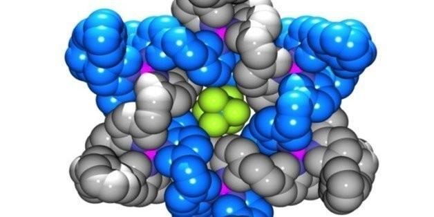 'Star Of David' Molecule Created After Decades Of Effort