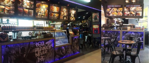 Batman Cafe In Malaysia Is Your New Late-'Knight' Hangout