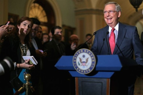 The Senate And The House Begin Their Debt Limit Dance