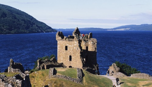 Newly Discovered Trench In Loch Ness Is Just The Right Size For A Monster