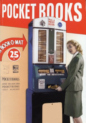A Brief History of Book Vending Machines