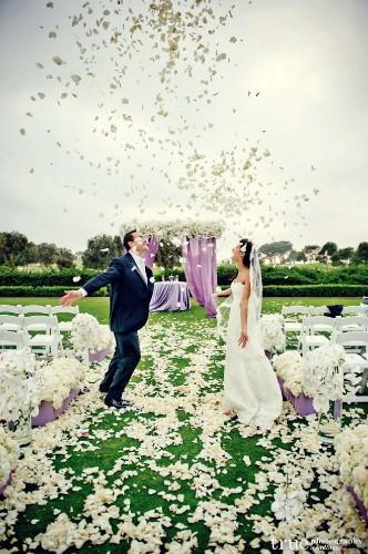 100 Ideas for Spring Weddings | HuffPost Life