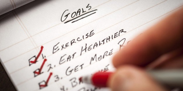 5 Steps for Successful Goal Setting