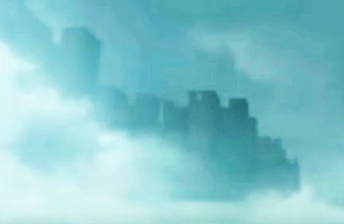 Mystery Floating City Appears Over China ... And It's Not A 'Star Wars' Promo