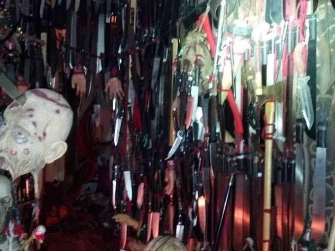 Cops Find 3,500 Knives, Swords And Blades In Florida Woman's Home