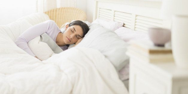 New Details About How Melatonin Triggers Sleep | HuffPost Life
