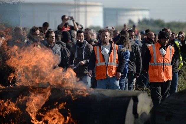 France Fuel Strike Information And Advice Ahead Of Bank Holiday Weekend And Half Term