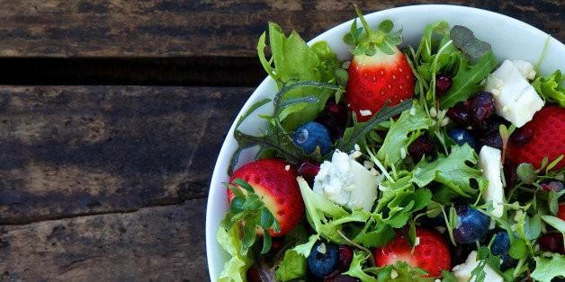 A 4-Step Plan to Satisfying Salads | HuffPost Life