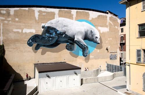 Environmental Street Artists Depict The Dark Realities We Often Avoid