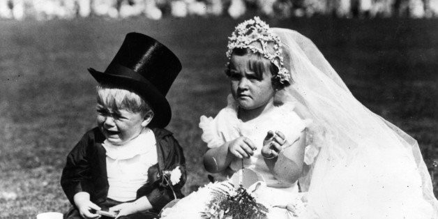 Please Don't Invite My Kids To Your Wedding
