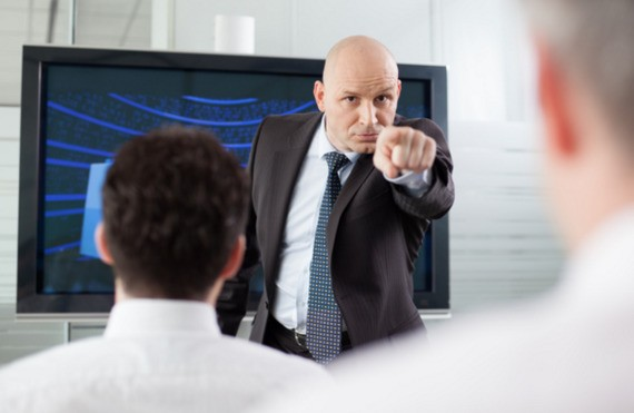 How Toxic Leaders Destroy People as Well as Organisations