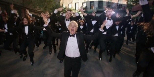 Oscars Trailer: Ellen DeGeneres Is Ready To Go