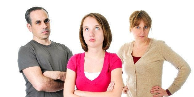 What to Do When the Toxic People in Your Life Are (Unfortunately) Your Parents | HuffPost Life