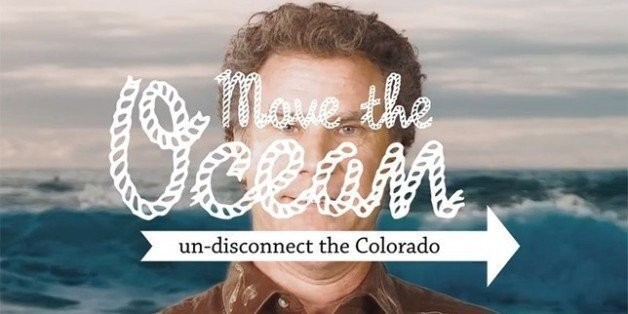 Will Ferrell And Robert Redford Create Incredible PSA To Help Save The Colorado River (VIDEO)