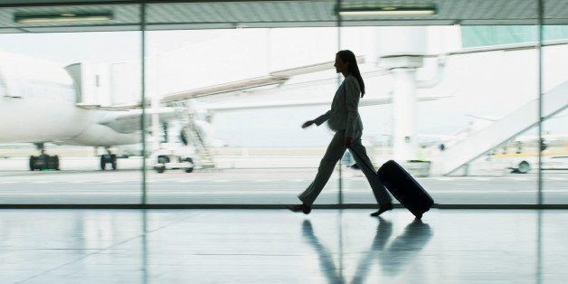 10 Hacks for Stylish Air Travel | HuffPost Life