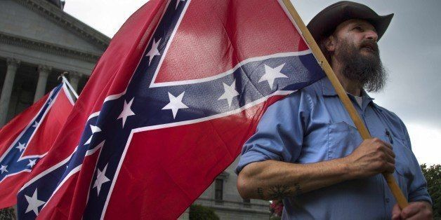The Confederate Flag at War (But Not the Civil War)