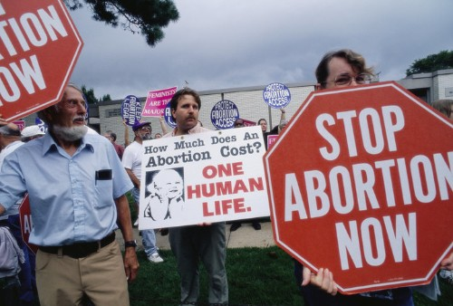 In Arkansas, Women Will Need Permission From Men To Get Abortions