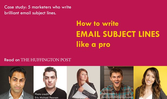 How to Write Email Subject Lines Like a Pro
