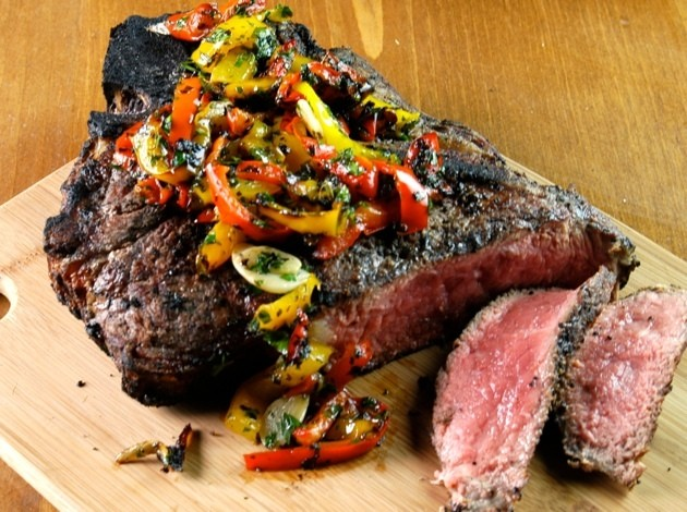 5 Great Steaks to Remember for Killer Grilling! Plus, a Caveman T-Bone Recipe You'll Never Forget