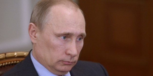 Putin Banned From 'Mighty Taco' Restaurant