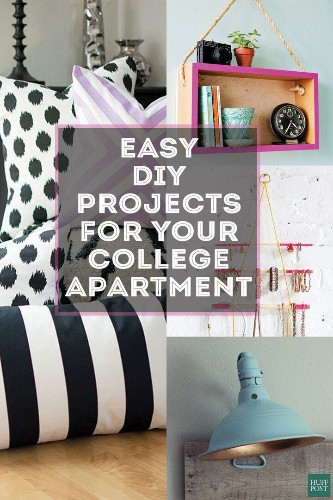 11 Cheap Ways To Make Your College Apartment Look More Grown-Up | HuffPost Life