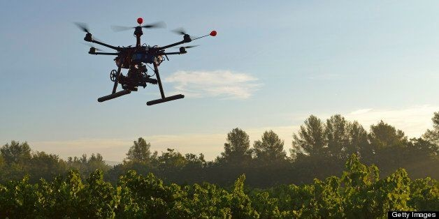 Drones & Agriculture: Unmanned Aircraft May Revolutionize Farming, Experts Say