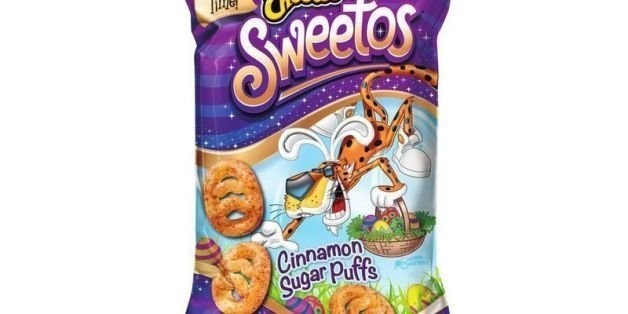 New Sweet Cheetos, Known As 'Sweetos,' Are Way Better Than You'd Expect   HuffPost Life