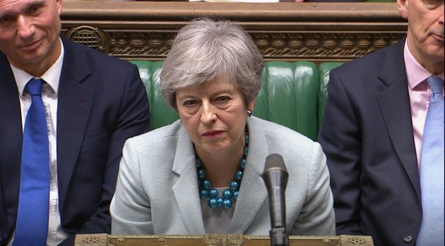 MPs Seize Control Of Brexit As Commons Wrests Power Away From Theresa May