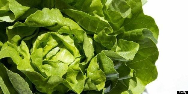 School Lunch Project: Lo Mein Lettuce Wraps