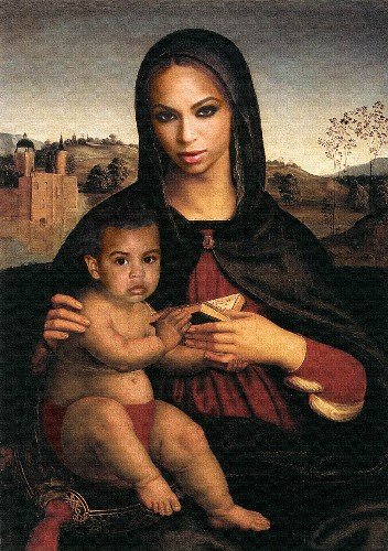 Someone Inserted Beyonce Into Famous Paintings, And It's Just As Glorious As It Sounds