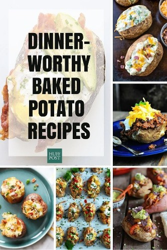 Baked Potato Recipes That Can Count As Dinner