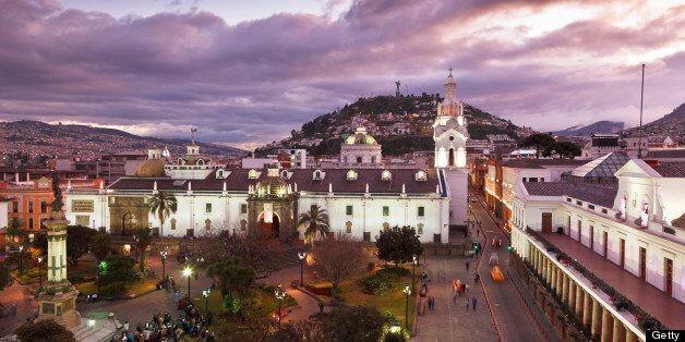 Quito, Ecuador: The Most Beautiful City In South America?