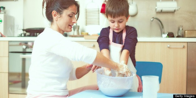 Cooking Tips Nutritionists Learned From Their Moms   HuffPost Life