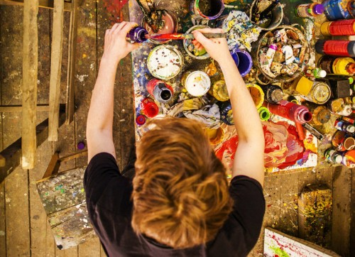 How Creative Achievement Eases Your Fear Of Dying | HuffPost Life