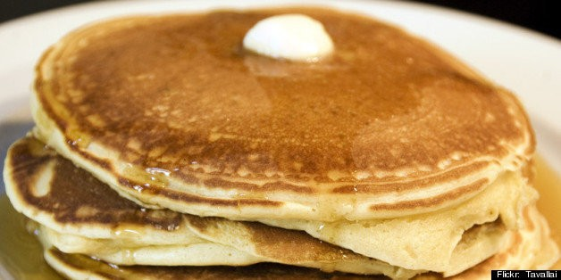 The Only Pancake Recipe You'll Ever Need