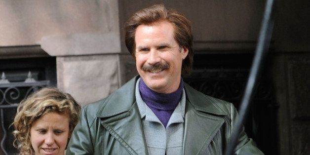 'Anchorman 2' Gag Reel Might Just Be The Best Part Of The Movie