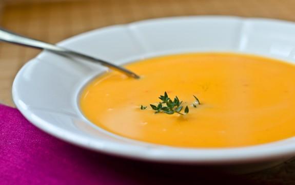Soup Recipes - Magazine cover