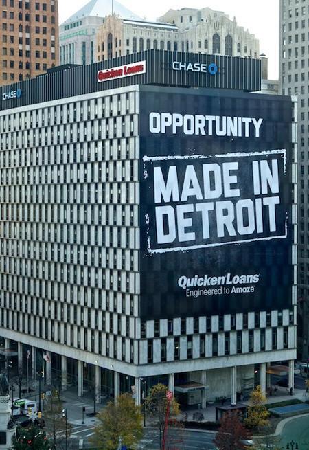 Detroit Halts Its Decline