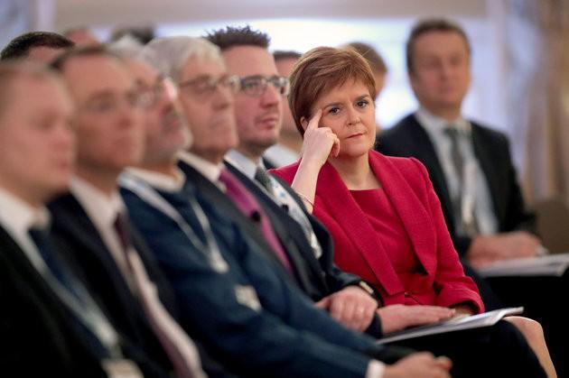 Hard Brexiteers 'Have Had Their Chance And Failed', Says Nicola Sturgeon