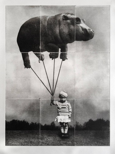 These Eerie Etchings Reflect the Surreal Nature of Childhood
