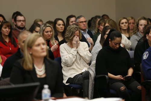 The Hearing That Forced The World To Listen To Larry Nassar's Survivors
